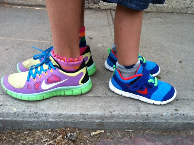 newest d5d7a 665c7 Nike Free 5.0 iD ~ Kids Use Own Designs to  FreeYourMoves
