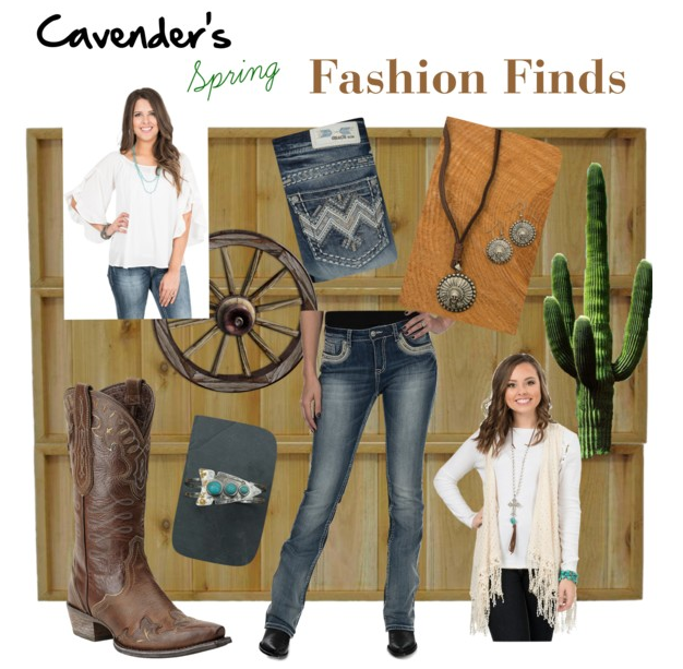 0f855757d7d Womens Spring Fashion Finds From Cavender's [Giveaway] - Colorado ...